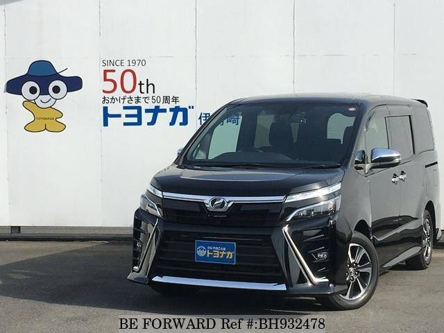 Used 2017 TOYOTA VOXY BH932478 for Sale