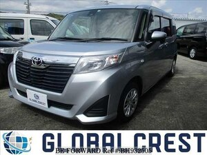 Used 2016 TOYOTA ROOMY BH932505 for Sale