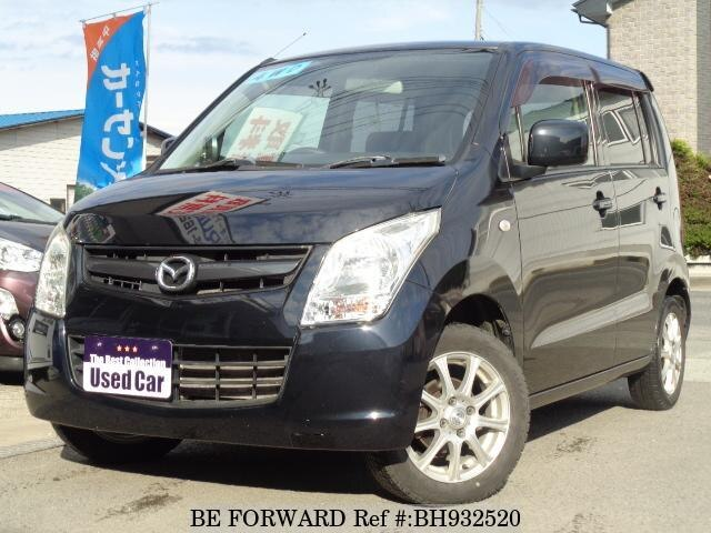 Used 2009 MAZDA AZ-WAGON BH932520 for Sale