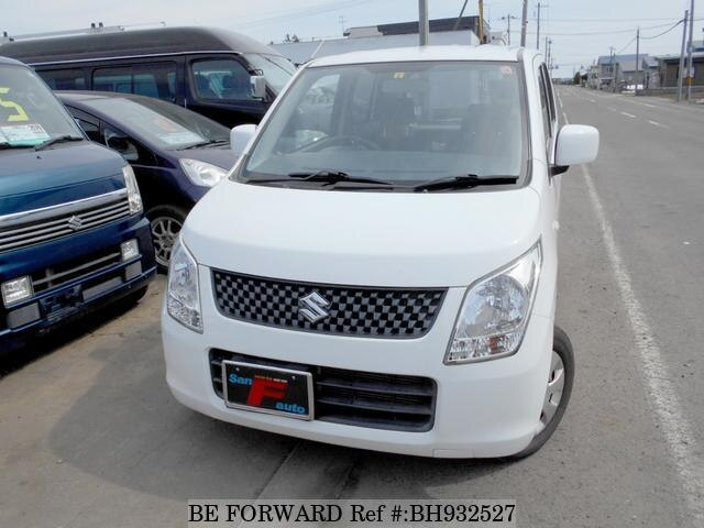 Used 2010 SUZUKI WAGON R BH932527 for Sale
