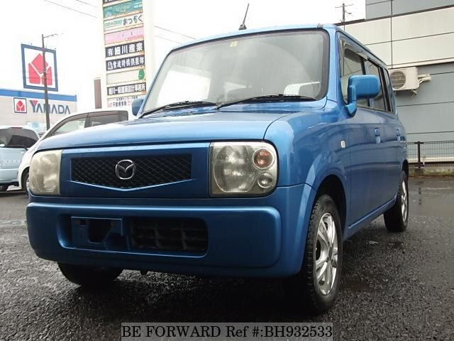 Used 2004 MAZDA SPIANO BH932533 for Sale