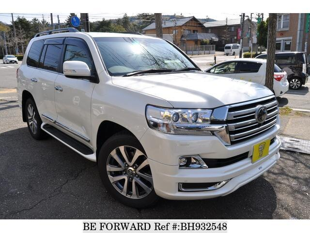 Used 2019 TOYOTA LAND CRUISER BH932548 for Sale