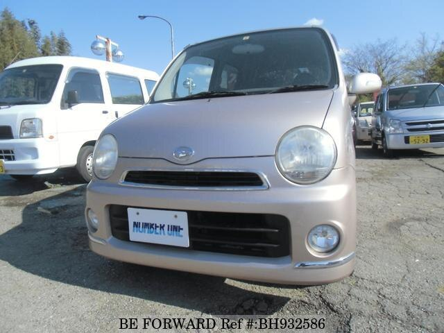 Used 2008 DAIHATSU MOVE LATTE BH932586 for Sale