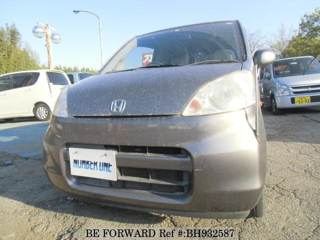 Used 2006 HONDA LIFE BH932587 for Sale
