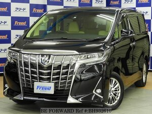 Used 2019 TOYOTA ALPHARD BH932610 for Sale