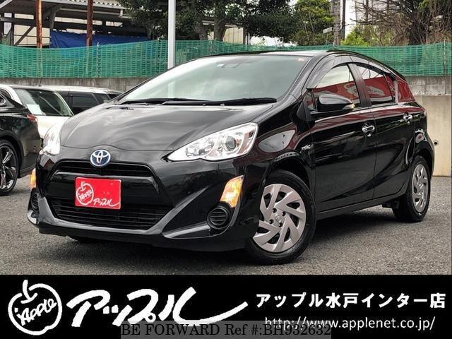 Used 2016 TOYOTA AQUA BH932632 for Sale