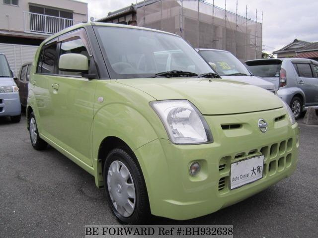 Used 2007 NISSAN PINO BH932638 for Sale