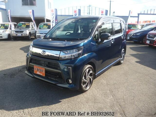 Used 2018 DAIHATSU MOVE BH932652 for Sale