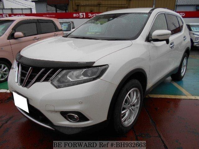 Used 2015 NISSAN X-TRAIL BH932663 for Sale