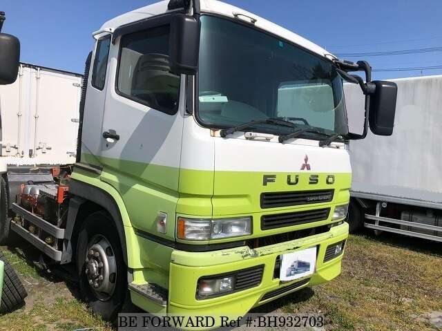 Used 2005 MITSUBISHI SUPER GREAT BH932703 for Sale
