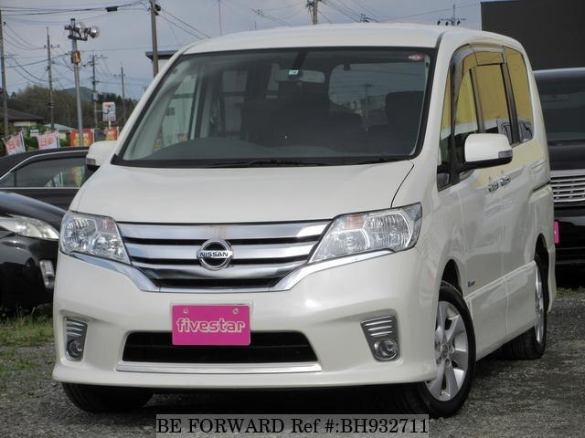 Used 2012 NISSAN SERENA BH932711 for Sale