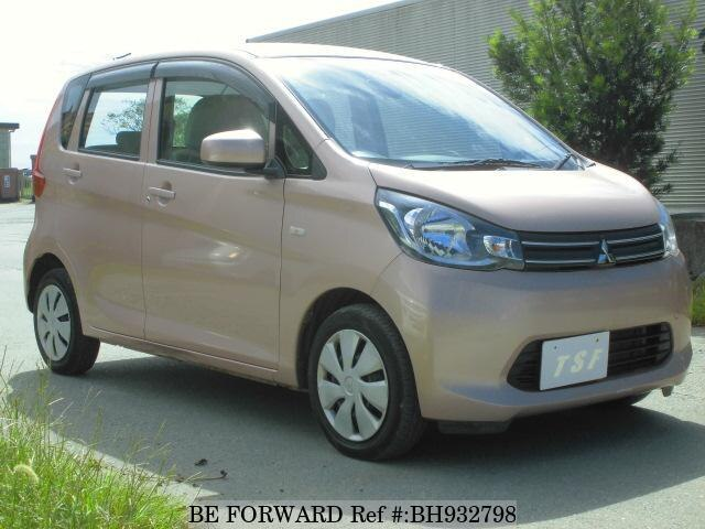 Used 2014 MITSUBISHI EK WAGON BH932798 for Sale