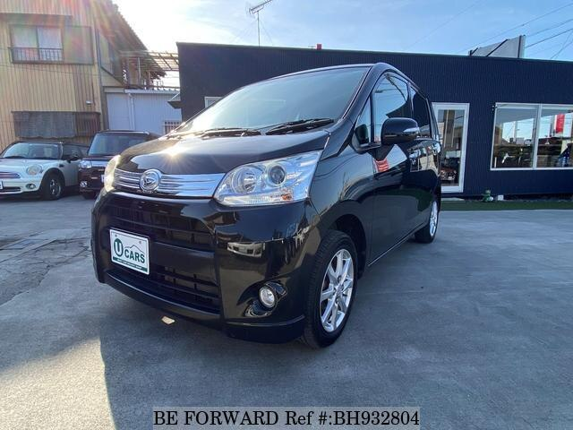 Used 2012 DAIHATSU MOVE BH932804 for Sale