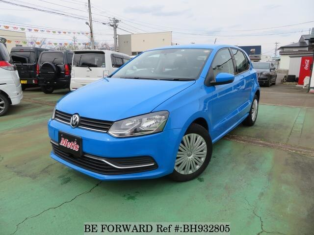 Used 2015 VOLKSWAGEN POLO BH932805 for Sale