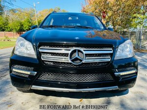 Used 2012 MERCEDES-BENZ GL-CLASS BH932807 for Sale