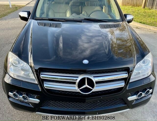 Used 2010 MERCEDES-BENZ GL-CLASS BH932808 for Sale