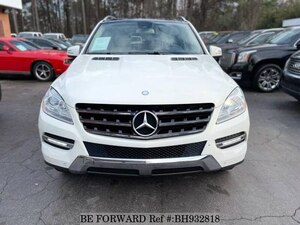 Used 2013 MERCEDES-BENZ M-CLASS BH932818 for Sale
