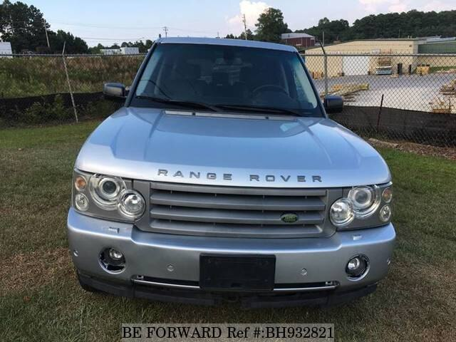 Used 2008 LAND ROVER RANGE ROVER BH932821 for Sale