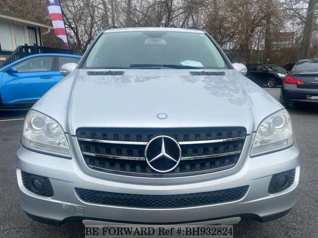 Used 2007 MERCEDES-BENZ M-CLASS BH932824 for Sale