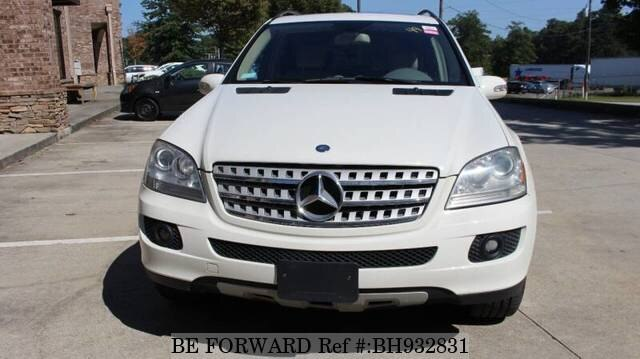 Used 2008 MERCEDES-BENZ M-CLASS BH932831 for Sale