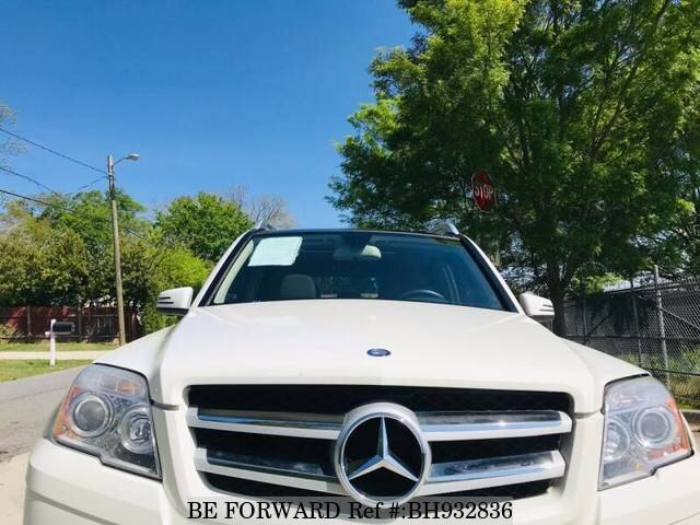 Used 2010 MERCEDES-BENZ GLK-CLASS BH932836 for Sale