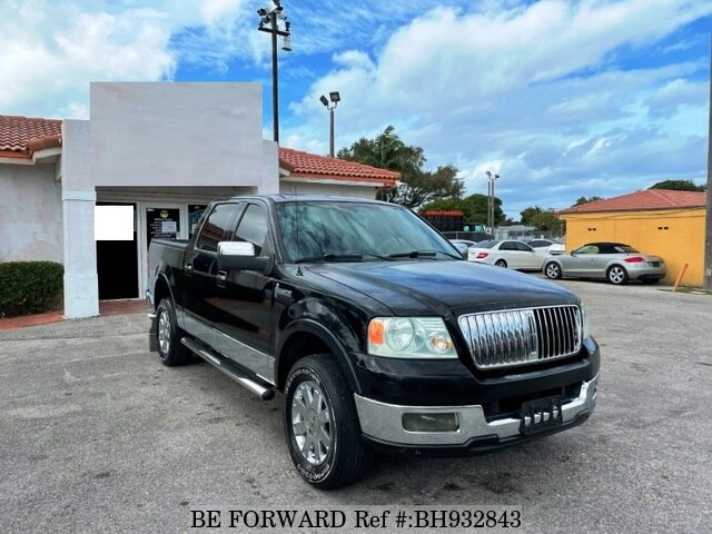 Used 2014 LINCOLN MARK LT BH932843 for Sale