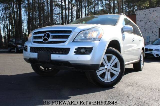 Used 2009 MERCEDES-BENZ GL-CLASS BH932848 for Sale