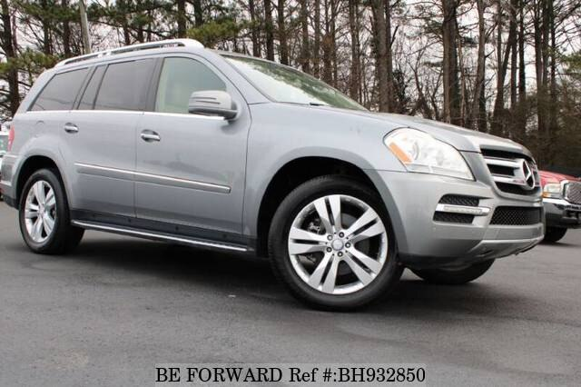 Used 2012 MERCEDES-BENZ GL-CLASS BH932850 for Sale