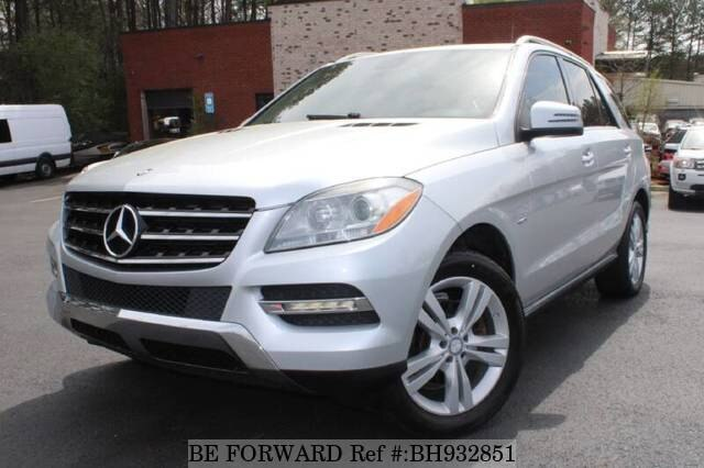 Used 2012 MERCEDES-BENZ M-CLASS BH932851 for Sale