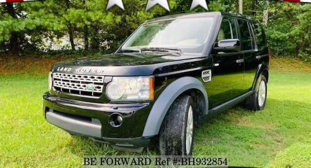 Used 2011 LAND ROVER LAND ROVER OTHERS BH932854 for Sale