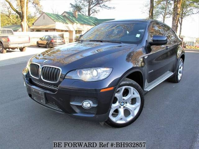 Used 2011 BMW X6 BH932857 for Sale