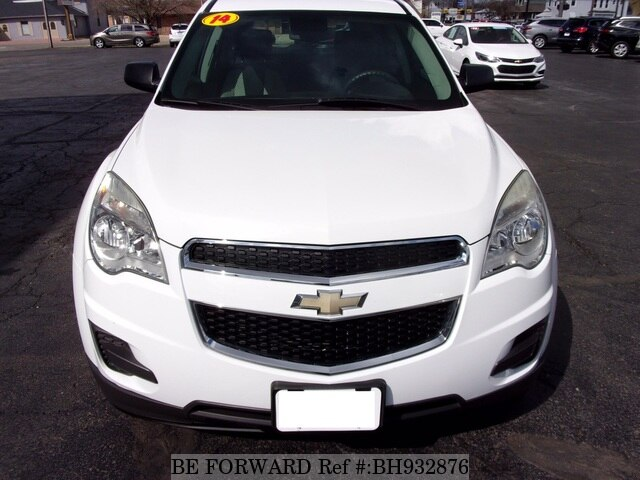 Used 2014 CHEVROLET EQUINOX BH932876 for Sale