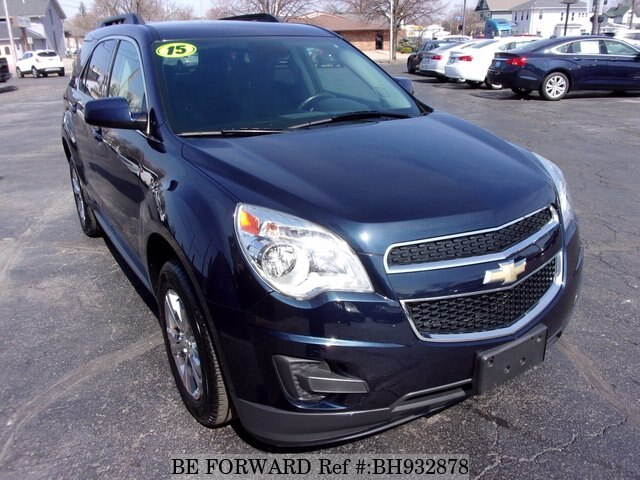 Used 2015 CHEVROLET EQUINOX BH932878 for Sale