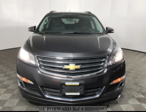 Used 2016 CHEVROLET TRAVERSE BH932883 for Sale