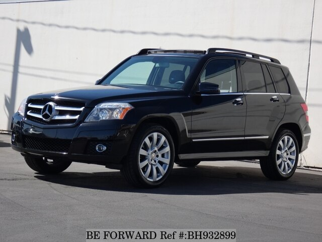 Used 2012 MERCEDES-BENZ GLK-CLASS BH932899 for Sale