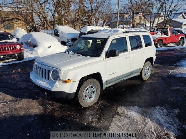 Used 2011 JEEP PATRIOT BH932903 for Sale