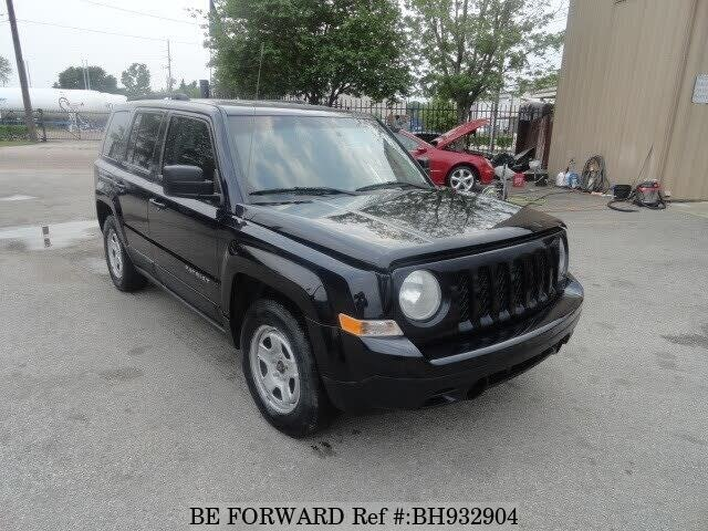 Used 2011 JEEP PATRIOT BH932904 for Sale
