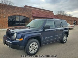 Used 2016 JEEP PATRIOT BH932906 for Sale