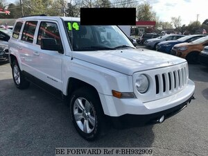 Used 2014 JEEP PATRIOT BH932909 for Sale