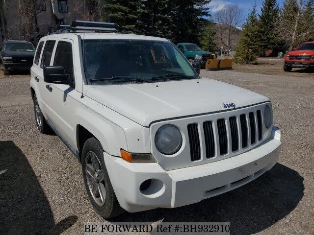 Used 2007 JEEP PATRIOT BH932910 for Sale