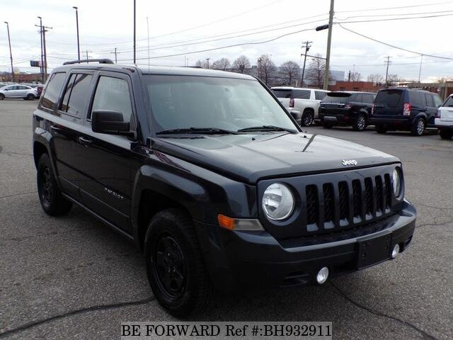 Used 2014 JEEP PATRIOT BH932911 for Sale
