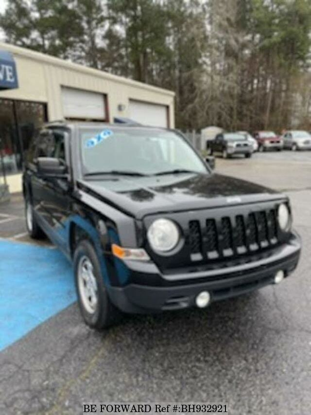 Used 2012 JEEP PATRIOT BH932921 for Sale