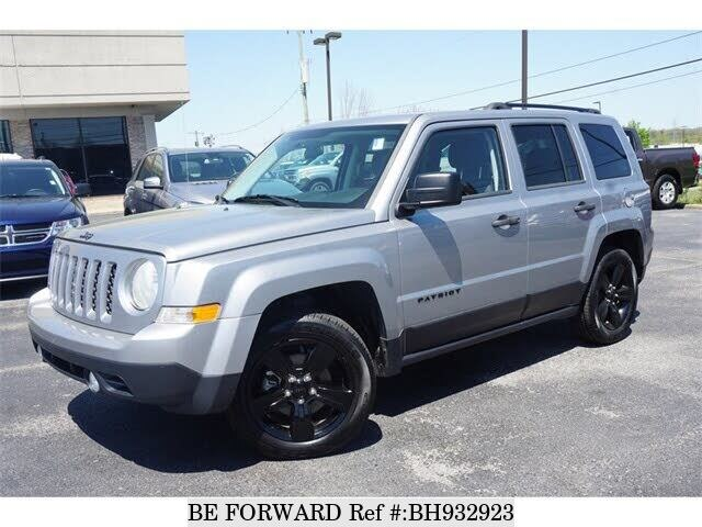 Used 2014 JEEP PATRIOT BH932923 for Sale