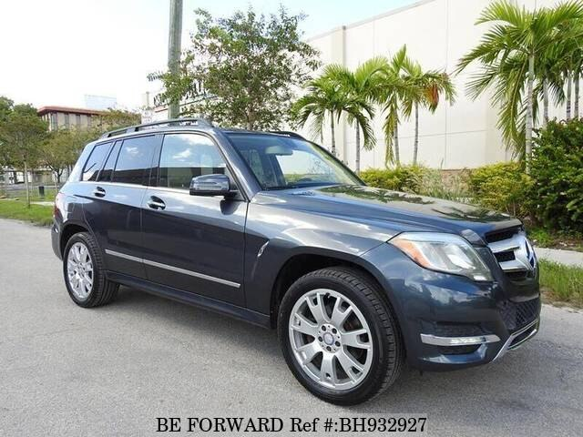 Used 2013 MERCEDES-BENZ GLK-CLASS BH932927 for Sale