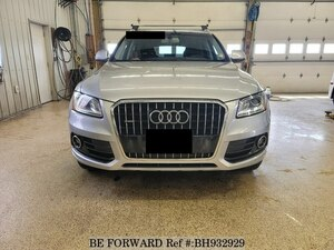 Used 2015 AUDI Q5 BH932929 for Sale