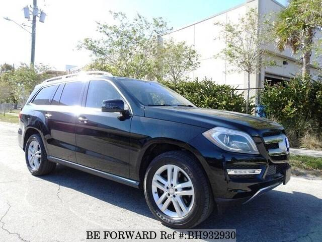 Used 2014 MERCEDES-BENZ GL-CLASS BH932930 for Sale