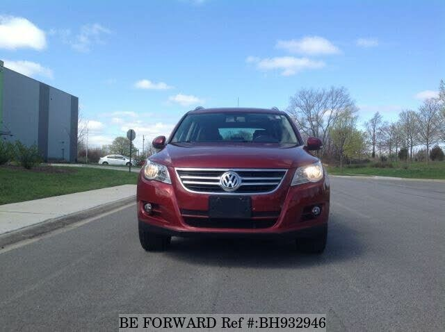 Used 2010 VOLKSWAGEN TIGUAN BH932946 for Sale