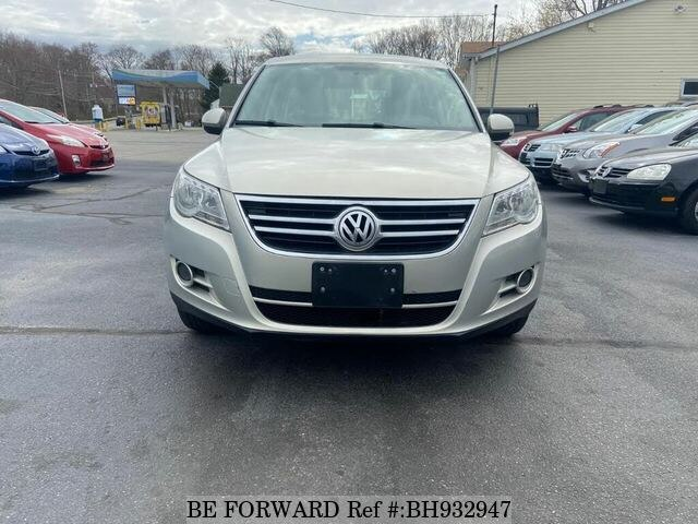 Used 2011 VOLKSWAGEN TIGUAN BH932947 for Sale