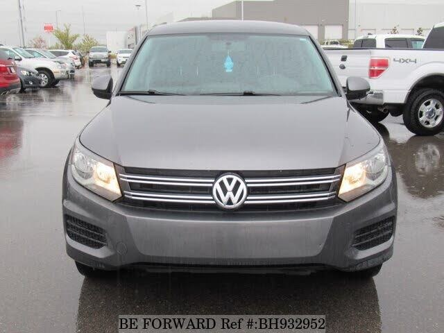 Used 2012 VOLKSWAGEN TIGUAN BH932952 for Sale