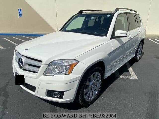 Used 2010 MERCEDES-BENZ GLK-CLASS BH932954 for Sale